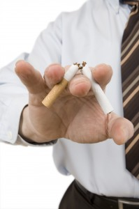 "What To Expect When You Quit Cigarettes€"" A Time Line"