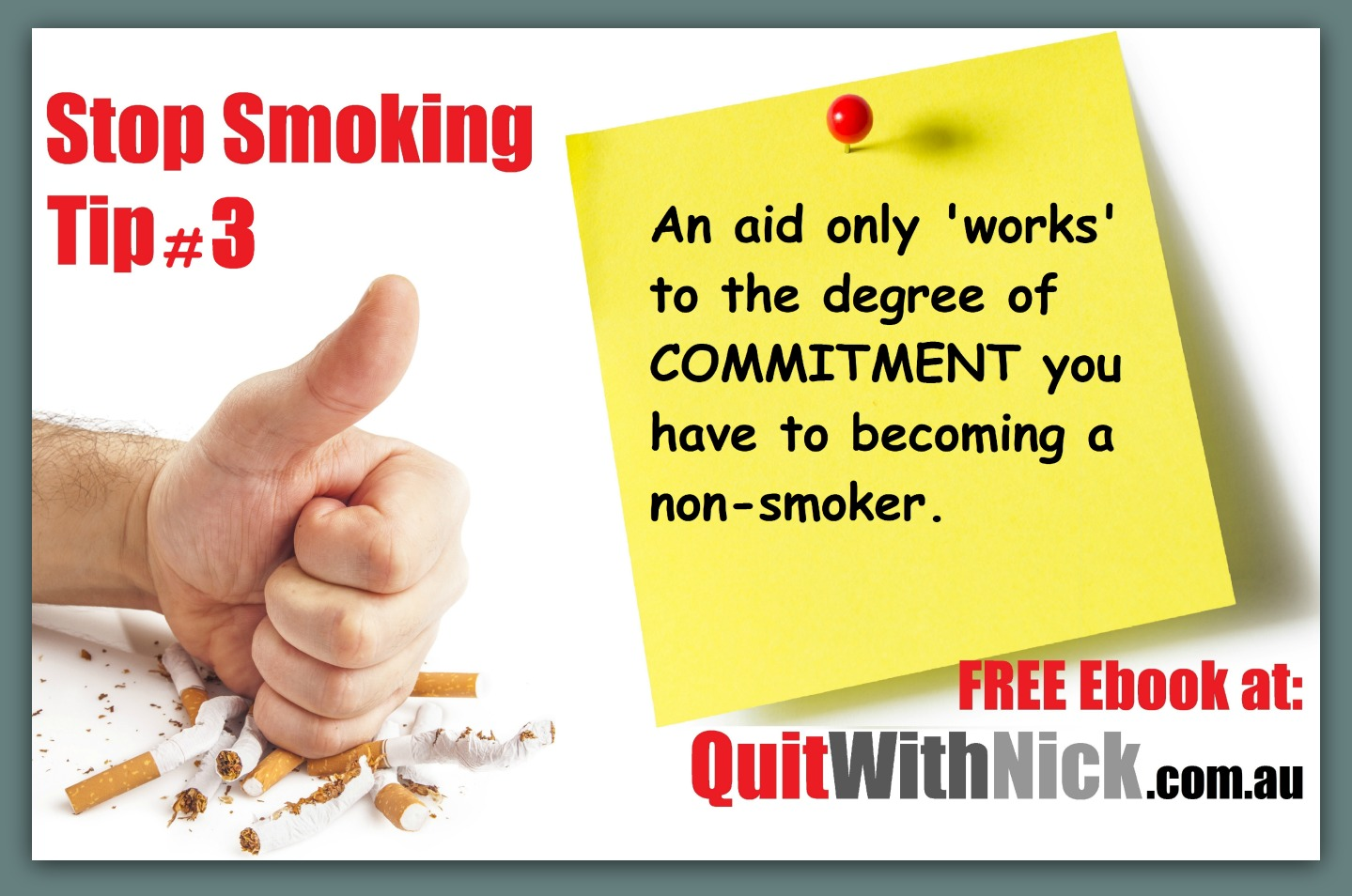 QWN_Tip3 How To Quit Cigarettes With Or Without Hypnosis | Tip 3
